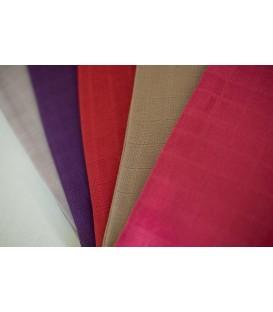 Coloured moussline